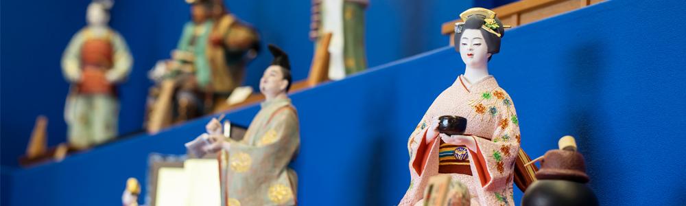 博多人形について